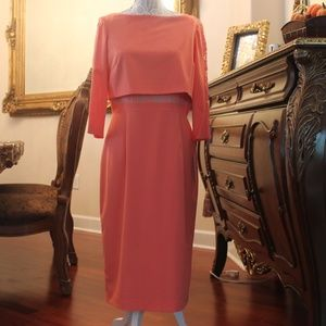 ANTONI MELANI DRESS COCTAIL LACE SIZE 10 NEW